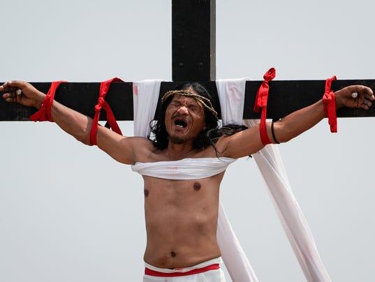 EPA PHILIPPINES RELIGION GOOD FRIDAY REL BELIEF (FAITH) PHL
