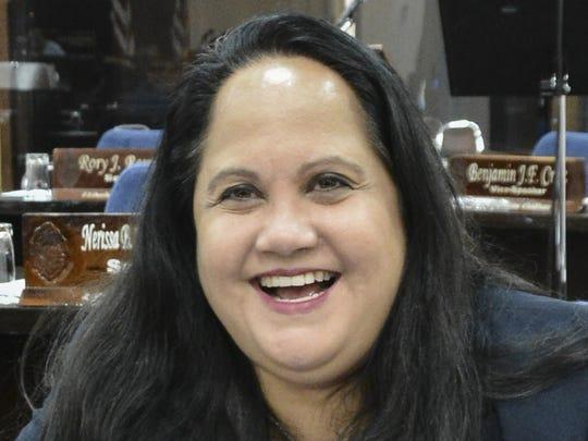 Muna-Barnes Sen. Tina Rose Muna Barnes