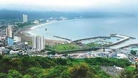 Manitowoc's sister city, Kamogawa, Japan.