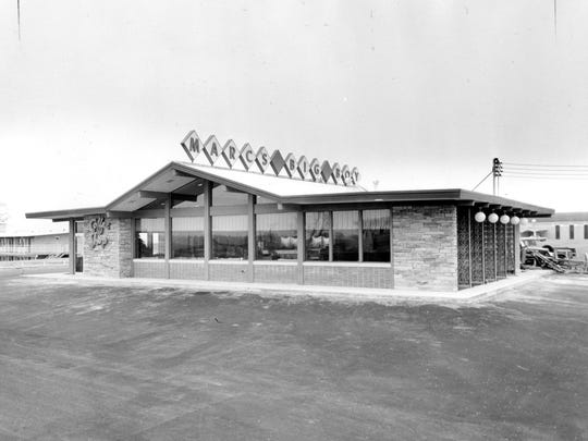 Marc's Big Boy restaurant was located on W. College Avenue near U.S. 41 in Grand Chute. The grand opening was held on Jan. 20, 1961.