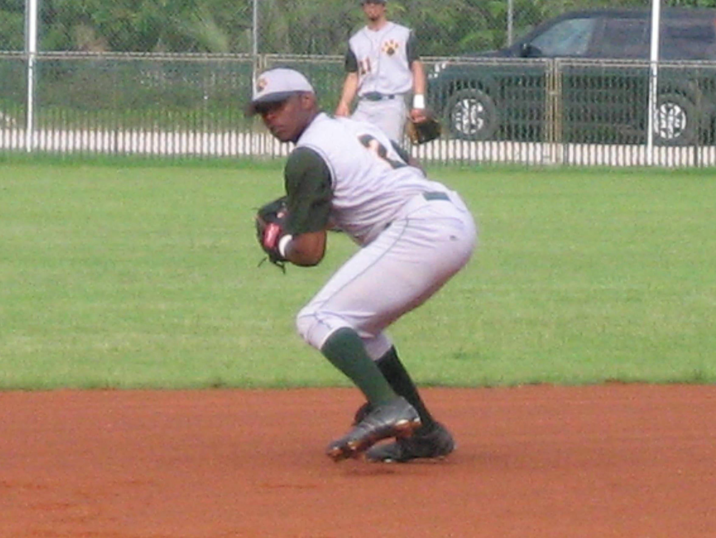 Justin Upton was such a force at Great Bridge High