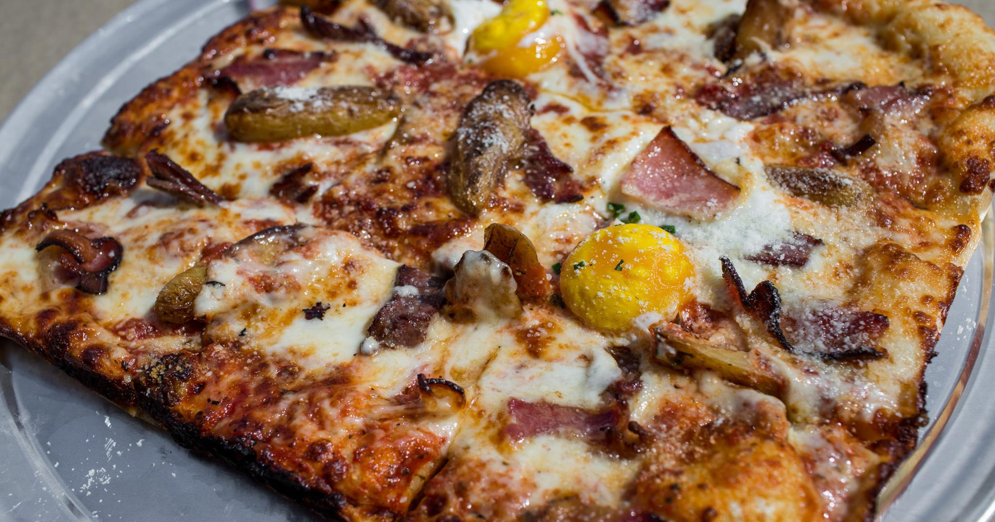 Pizza report: New pies to try in downtown Detroit