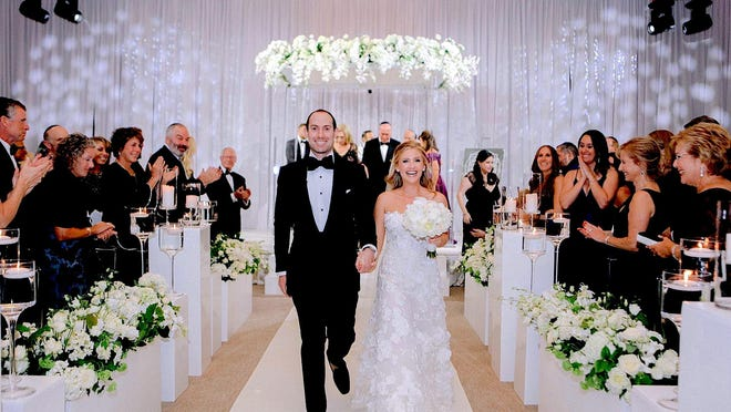 Mr. and Mrs. Andrew Siegel