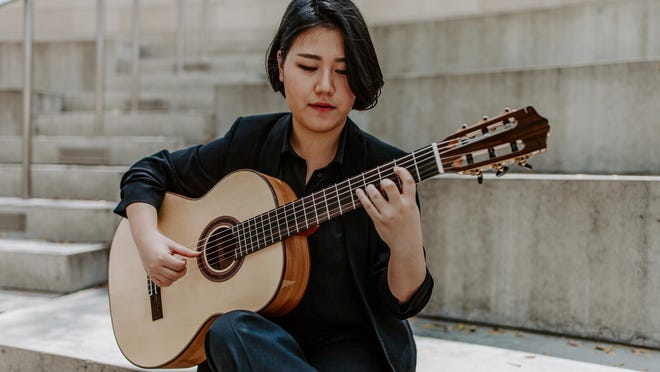 Korean classical phenom Bokyung Byun is among the international musicians taking part in the 2020 URI Guitar Festival, which will be presented online Sept. 25-27.