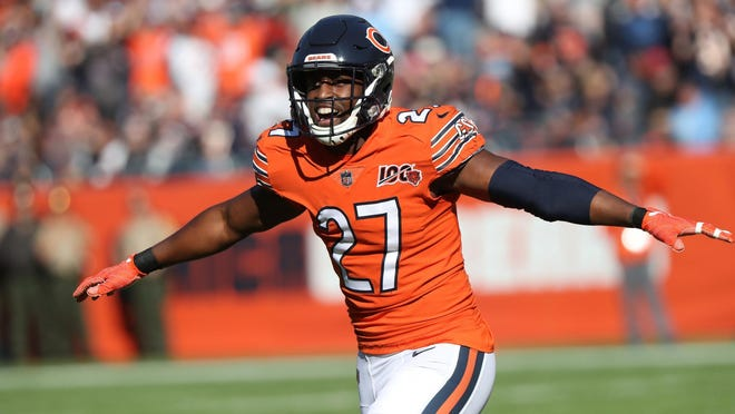 Peoria native Sherrick McManis begins his 11th NFL season this weekend and ninth with the Chicago Bears, making him the longest-tenured active player on the team.