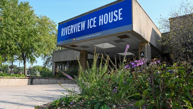 The Rockford Park District plans to renovate Riverview Ice House, 324 N. Madison St., Rockford.