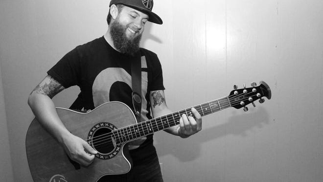 Drew Behringer will play his first live show in months at Grand Haven's Kirby House tonight.