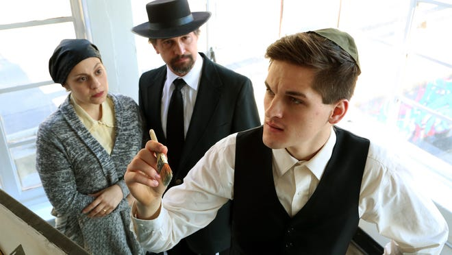"""StageWest opens """"My Name is Asher Lev"""" on March 20 at the Des Moines Social Club."""