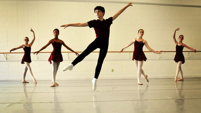 Ryan Ward started dancing when he was 8 years old, after seeing a music video of Michael Jackson.