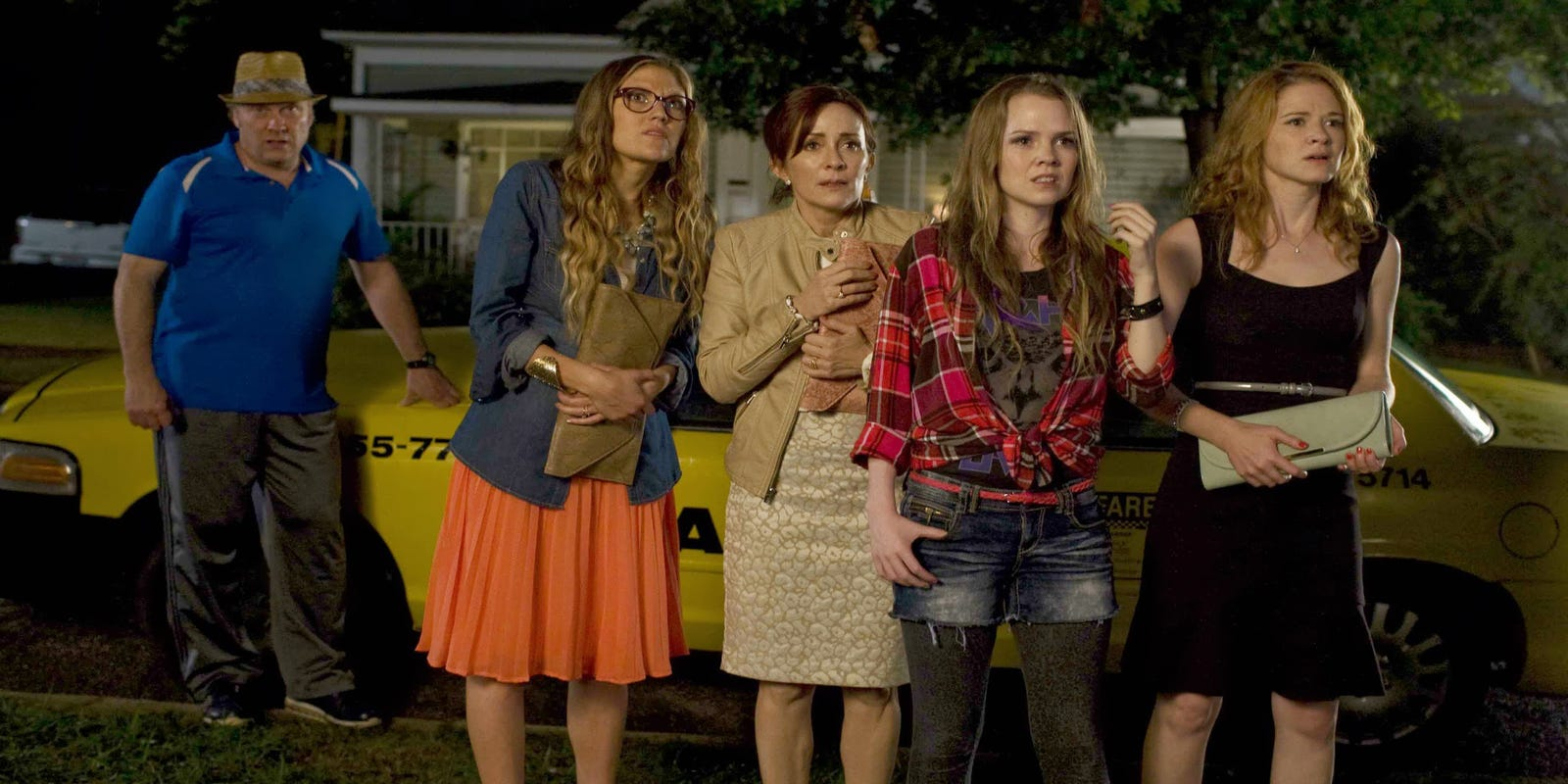 Movie review Moms Night Out