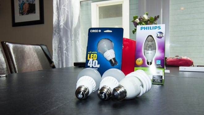Energy Trust of Oregon offers discounts on LEDs and CFLs at retailers around the state.