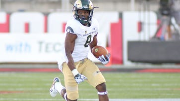 CSU playmakers break out in romp over UNLV