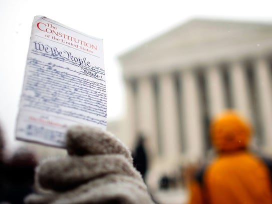 The Constitution is at the root of American concepts