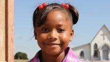 Cherish is a loving child who enjoys sharing in fun projects and activities