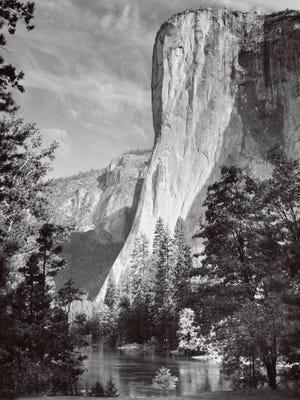 El Capitan, Yosemite National Park, California, 1952