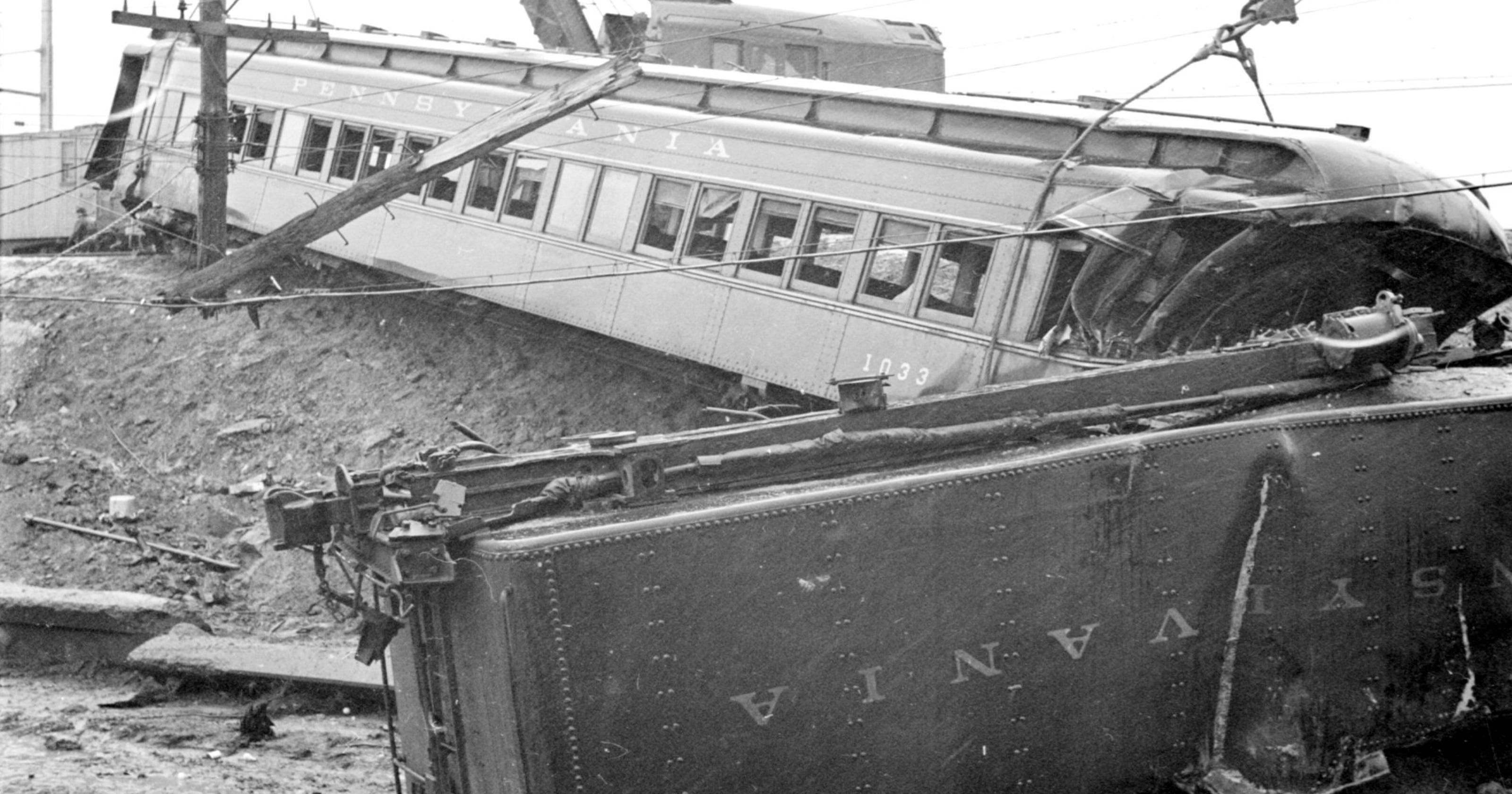 Resident recalls deadly Woodbridge train wreck of 1951