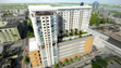 A rendering of the new West Palm Beach residential