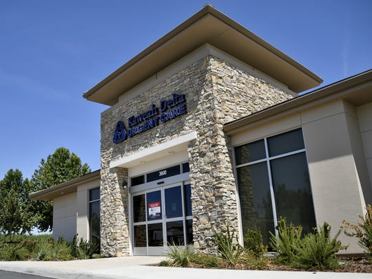 Kaweah Delta Urgent Care, located at 300 W. Flagstaff