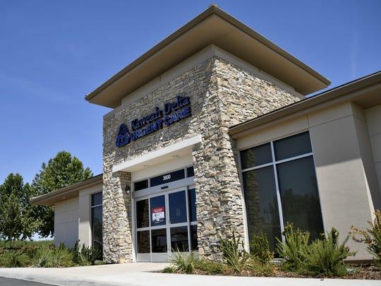Kaweah Delta Urgent Care, located at 300 W. Flagstaff Avenue in Visalia.