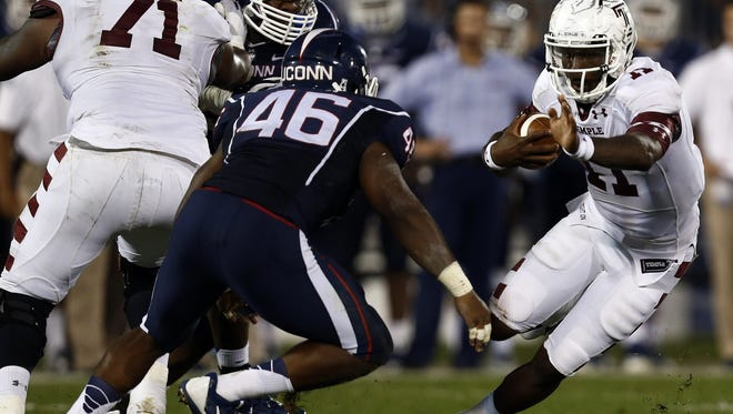 Temple will play UConn at The Linc on Nov. 28