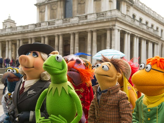 Muppets are still most wanted in wacky, charming sequel