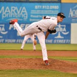 Delmarva earns sweep of Green Jackets with 6-4 win
