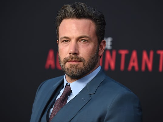 AP PEOPLE BEN AFFLECK A ENT FILE USA CA