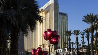 Victims of a fatal mass shooting at a Las Vegas country music festival said they were outraged on Monday when they learned they were being sued by the company that owns the hotel where the gunman opened fire. (July 23)