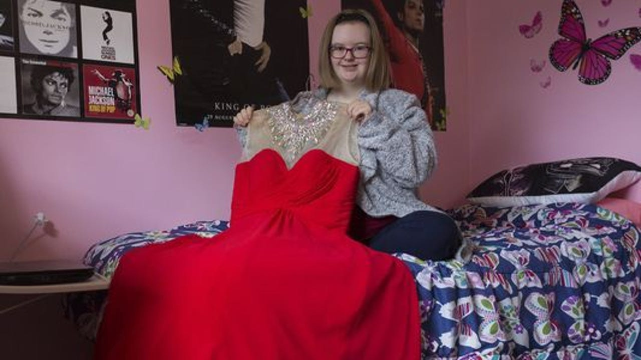 Pageant competitor with Down syndrome makes history