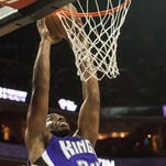 Former Purdue star and current Sacramento Kings forward Carl Landry is reportedly headed to Philadelphia.