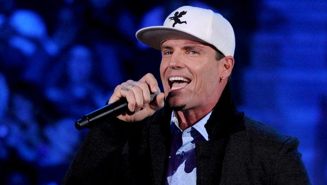 Vanilla Ice will perform on Aug. 13 at the Farm Bureau Insurance Lawn at White River State Park.