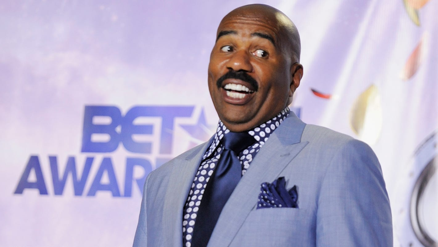 Steve Harvey reveals the worst three 'Family Feud' answers ...