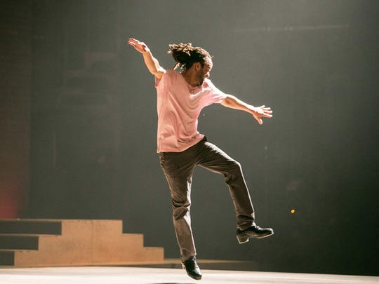 Savion Glover will perform as part of New Jersey Performing Arts Center's 2017-18 season.