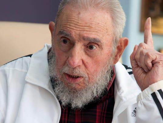 Fidel Castro Obama Response