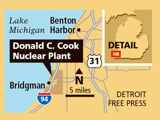 Donald C. Cook Nuclear Plant