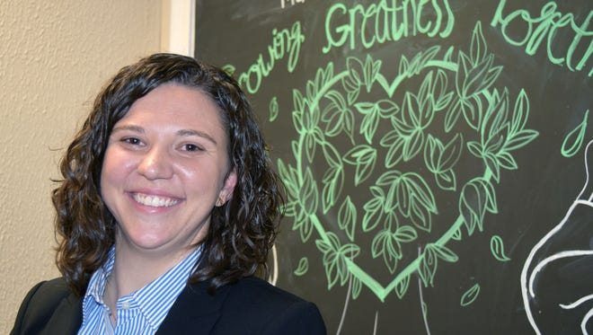 Mason Middle School Assistant Principal Lauren Gentene has been tapped as the school's new principal effective Aug. 1.