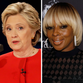 Mary J. Blige's singing interview with Hillary Clinton is beyond awkward
