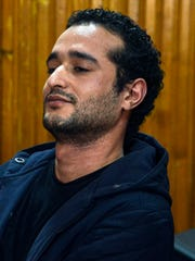 Ahmed Douma, one of the leading activists behind Egypt's