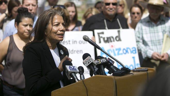Petra Falcón, directora de Promesa Arizona.