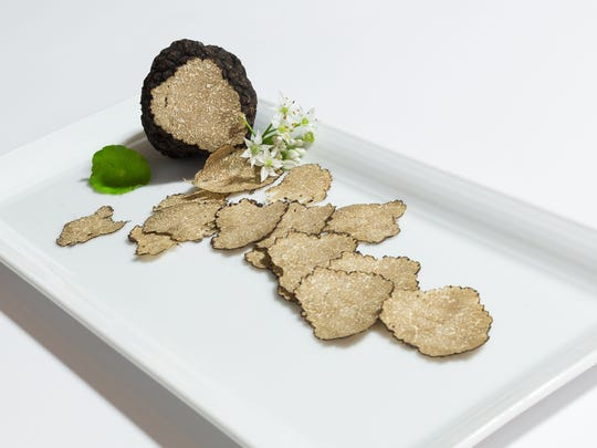 Fresh truffles are featured on special menus at a handful of Southwest Florida restaurants, including Angelina's Ristorante.