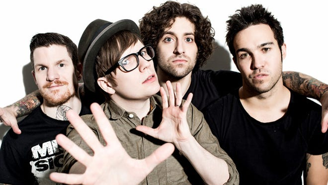 Fall Out Boy will headline one night of the four-day Pot Of Gold Music Festival in Tempe.