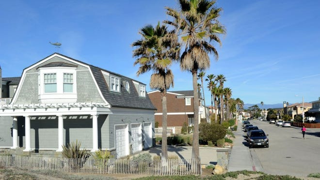 The Mandalay Shores community is at the center of a short-term rental debate in Oxnard.