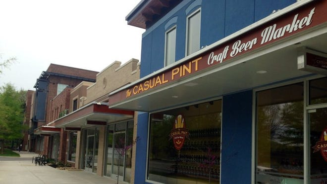 The Casual Pint at Northshore Town Center in West Knox County