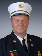 Former Rochester Fire Department Deputy Chief Martin McMillan.
