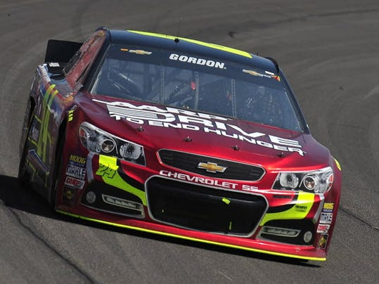 3-20-2014 jeff gordon fontana