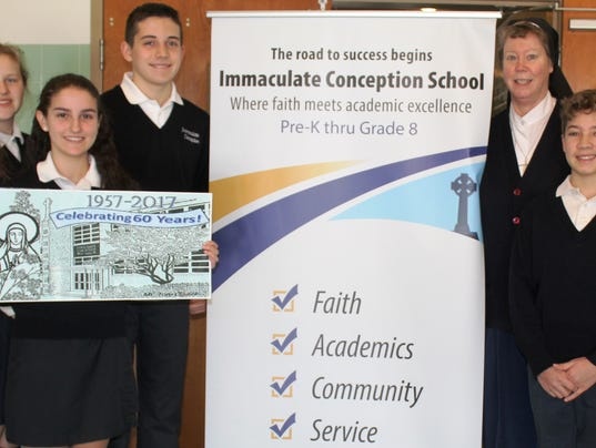 Immaculate Conception School 60th Anniversary