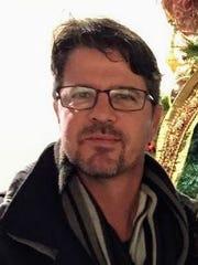 Troy Hamman is running for mayor of Wellington.
