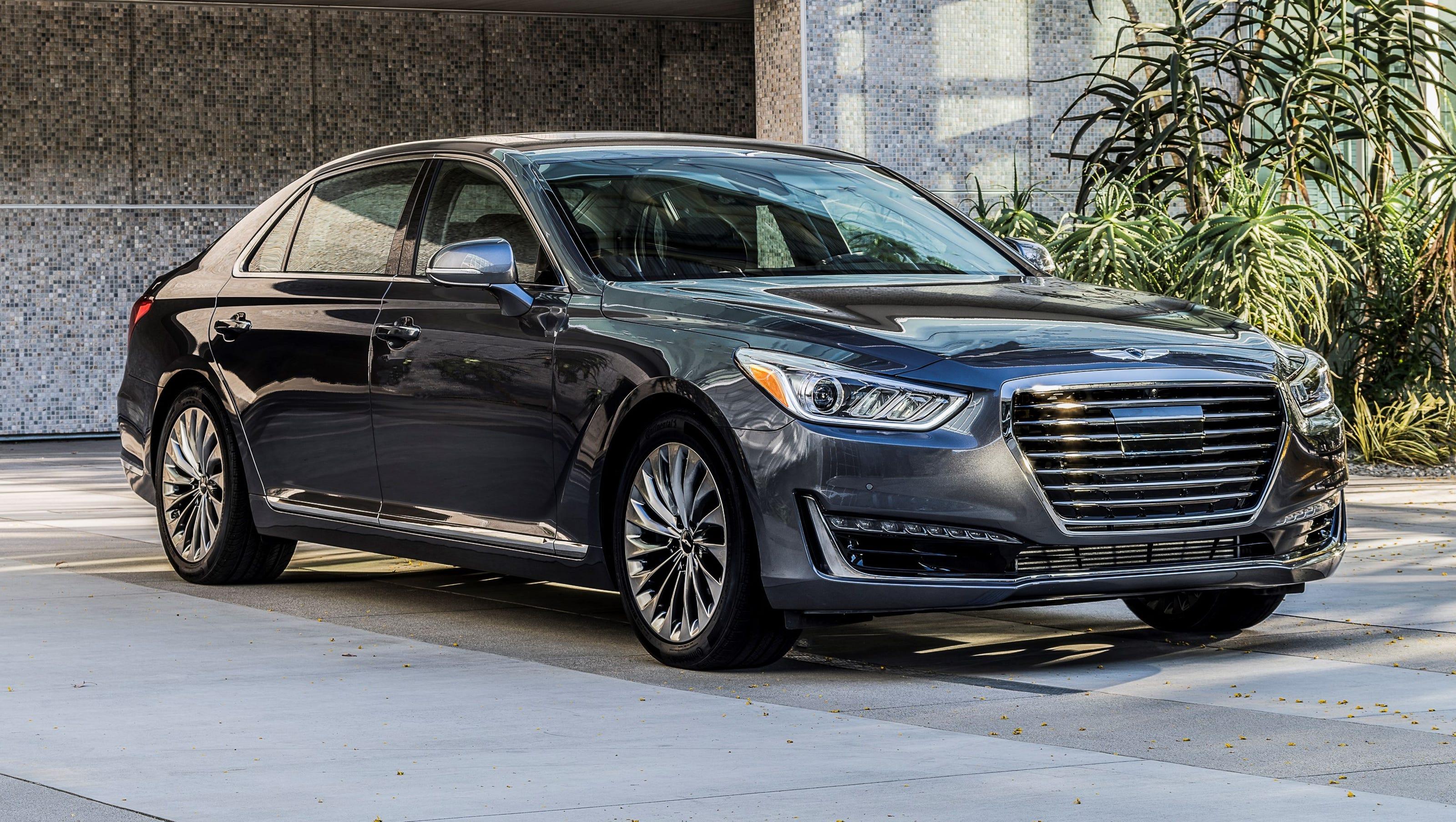 Genesis Tops J D Power S Initial Quality Auto Rankings