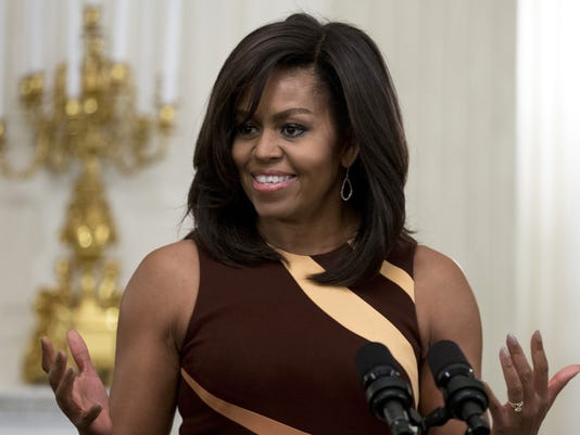 Michelle Obama - state of women