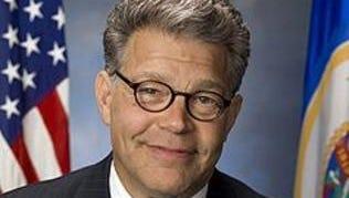 U.S. Sen. Al Franken, DFL-Minn.